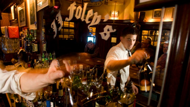 J.J. Foley's in Boston was founded in 1909.