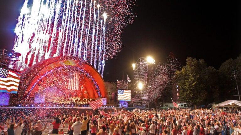 Where to Watch Boston Fireworks