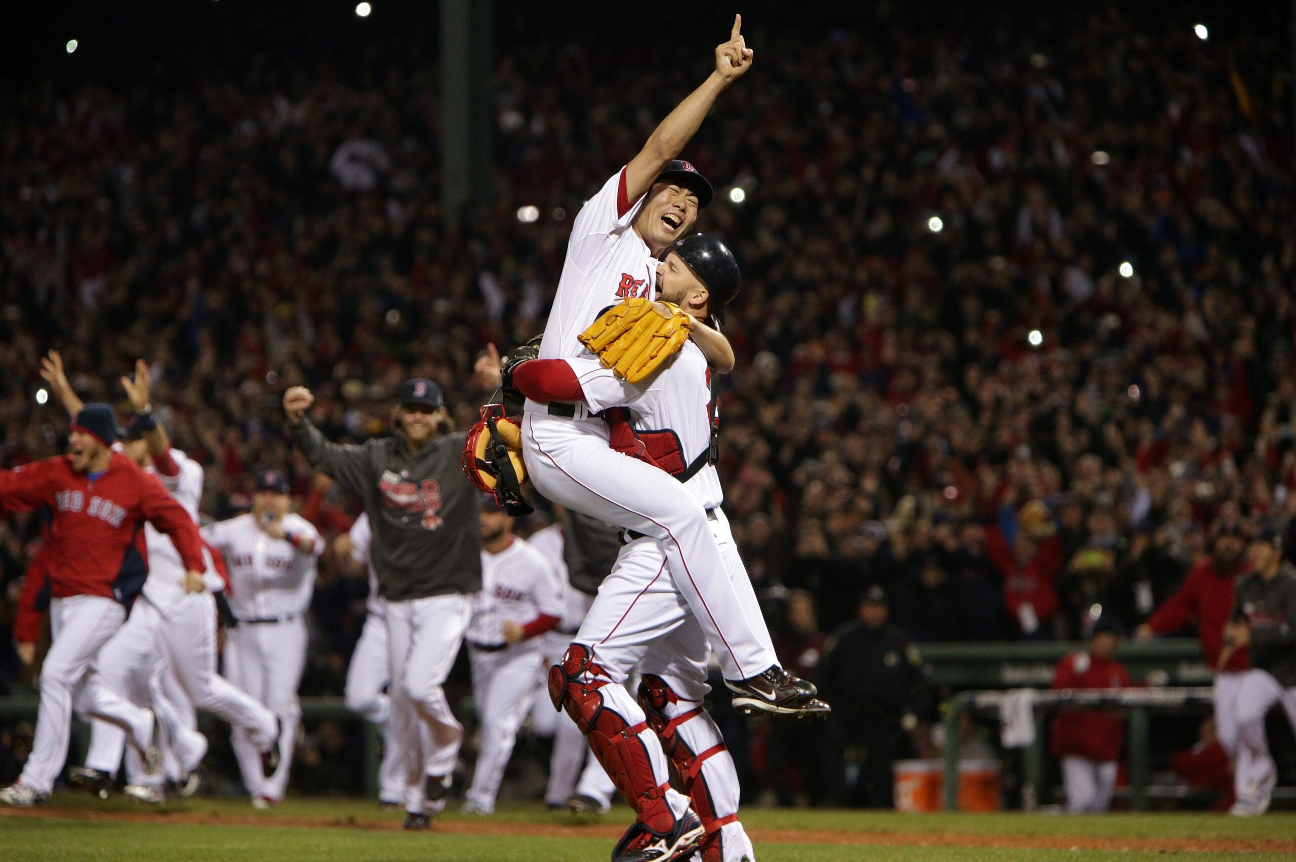 Koji Uehara Red Sox
