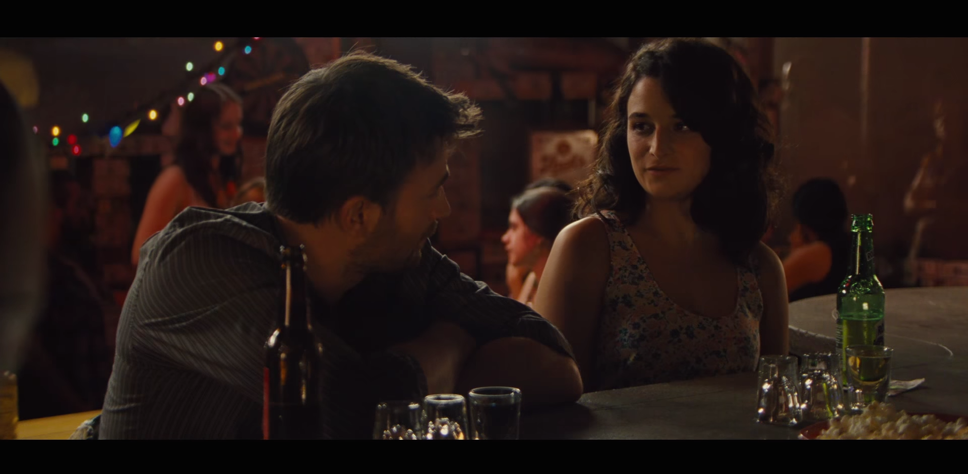 Chris Evans and Jenny Slate in 'Gifted.'