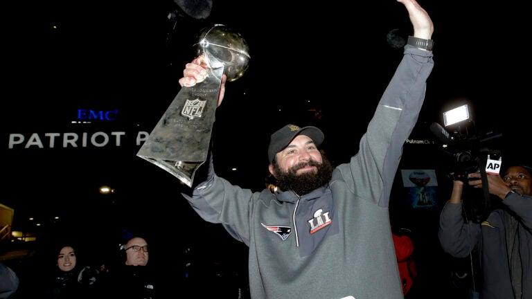Matt Patricia New England Patriots