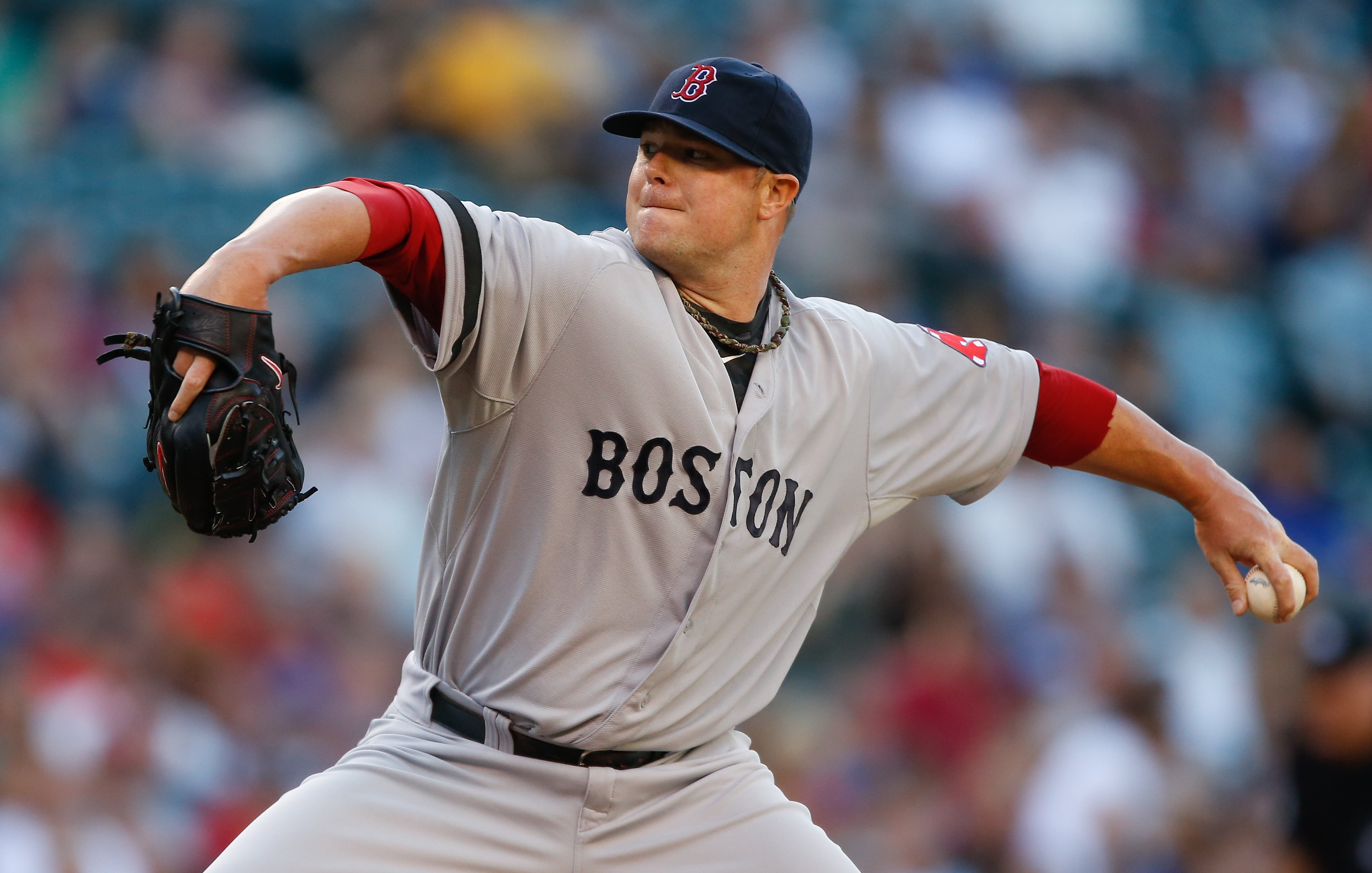Jon Lester Red Sox