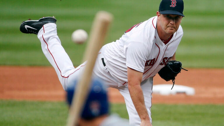 Steven Wright Red Sox