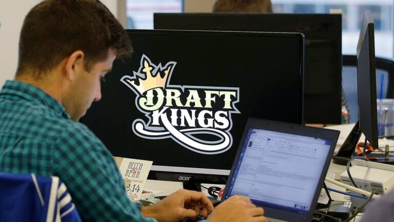 DraftKings and sports betting.