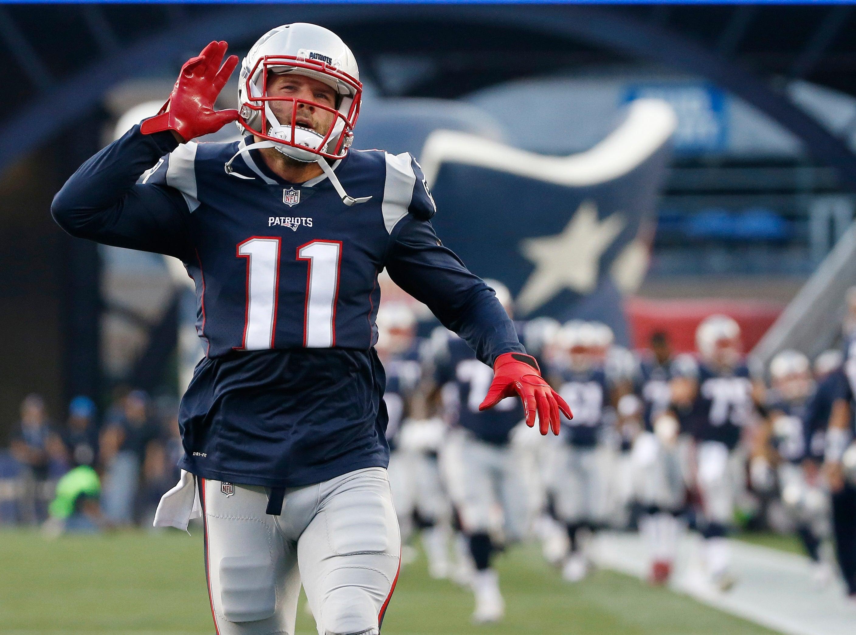 Julian Edelman New England Patriots