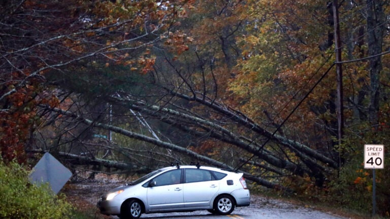 Severe Weather Maine