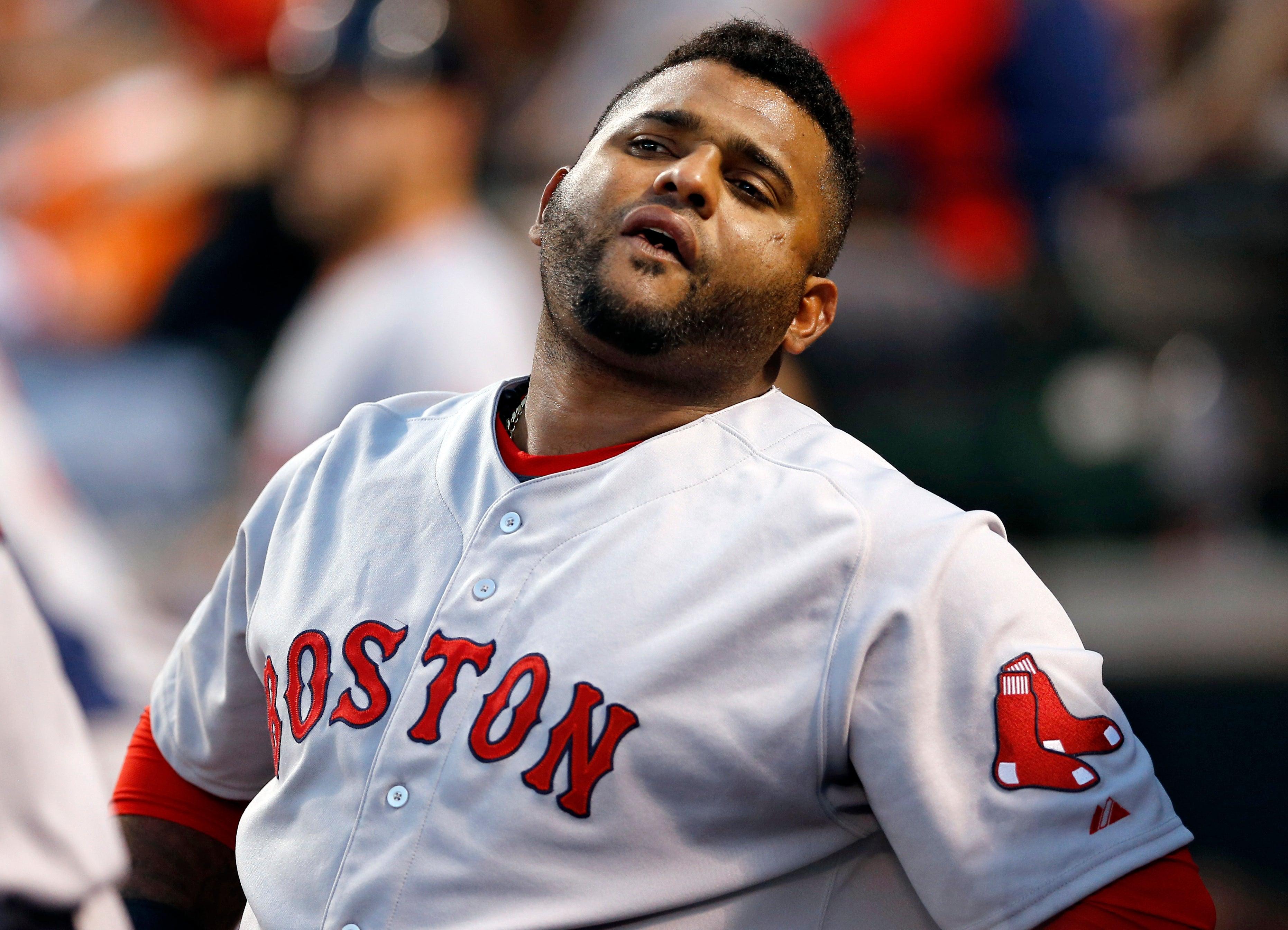 Pablo Sandoval Red Sox