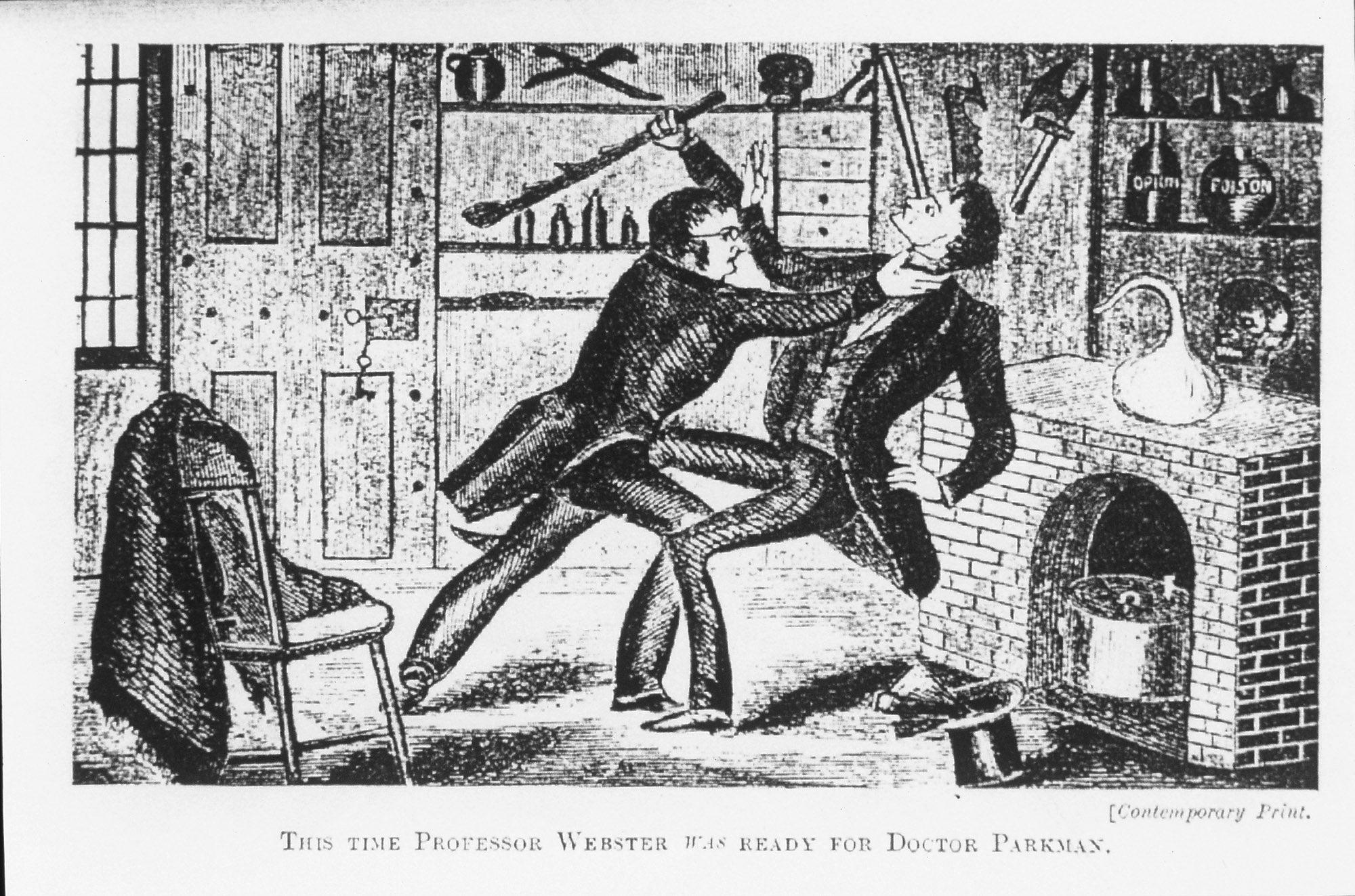 Murder of George Parkman