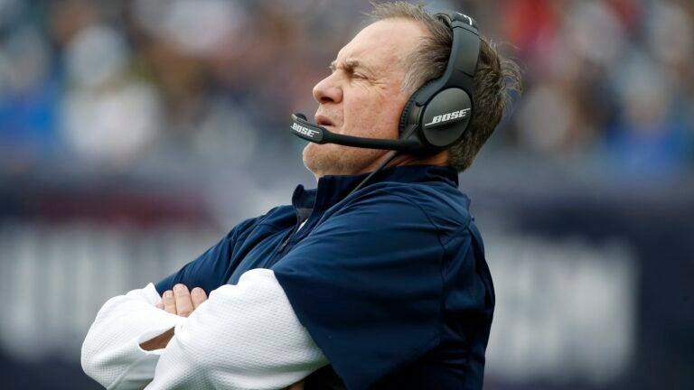 Bill Belichick New England Patriots