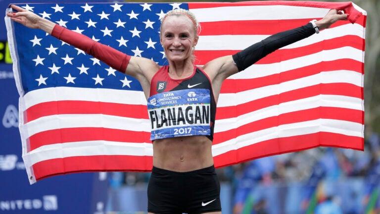Shalane Flanagan New York City Marathon
