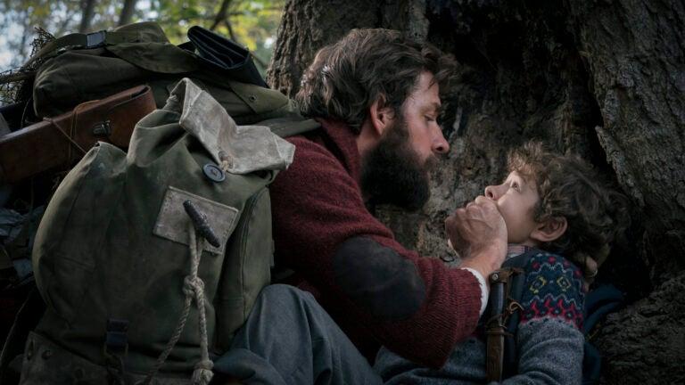 John Krasinski Emily Blunt The Quiet Place