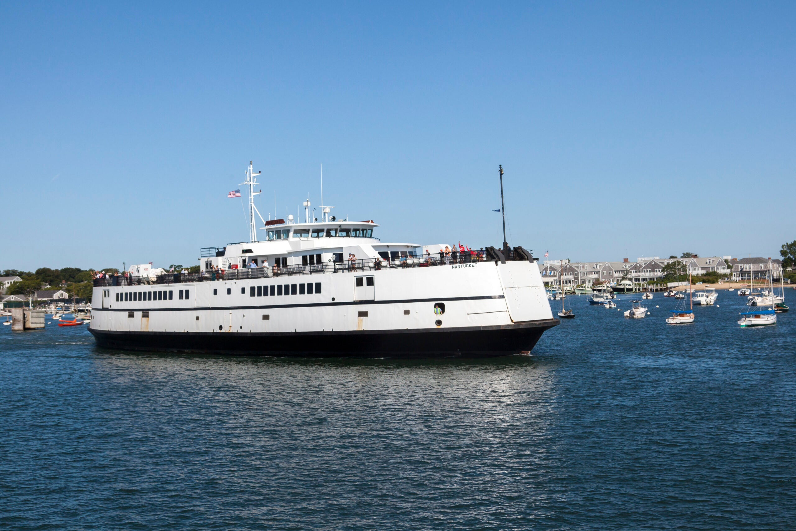 Steamship Authority ferry