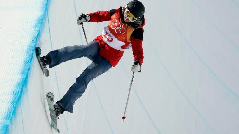 Liz Swaney Olympics