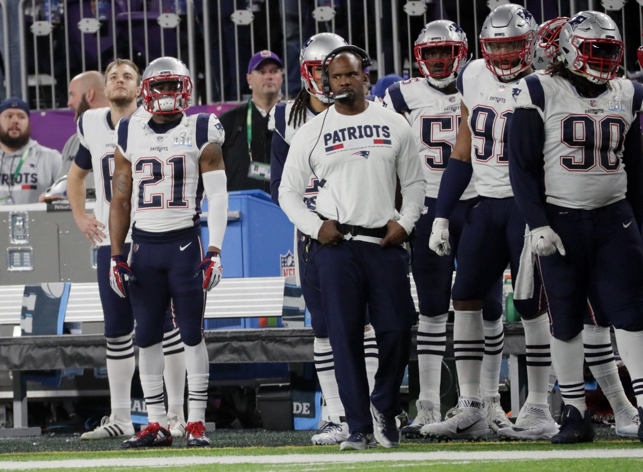 Malcolm Butler New England Patriots