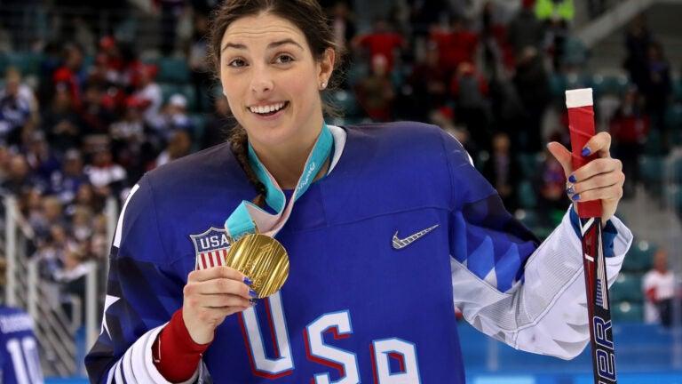 Hilary Knight Team USA
