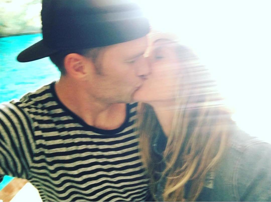 Tom Brady Gisele Bundchen Valentine's Day Instagram.