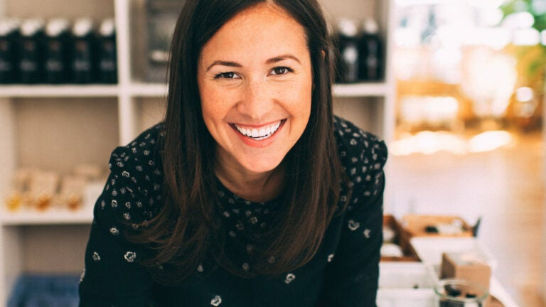 Follain founder and CEO Tara Foley.