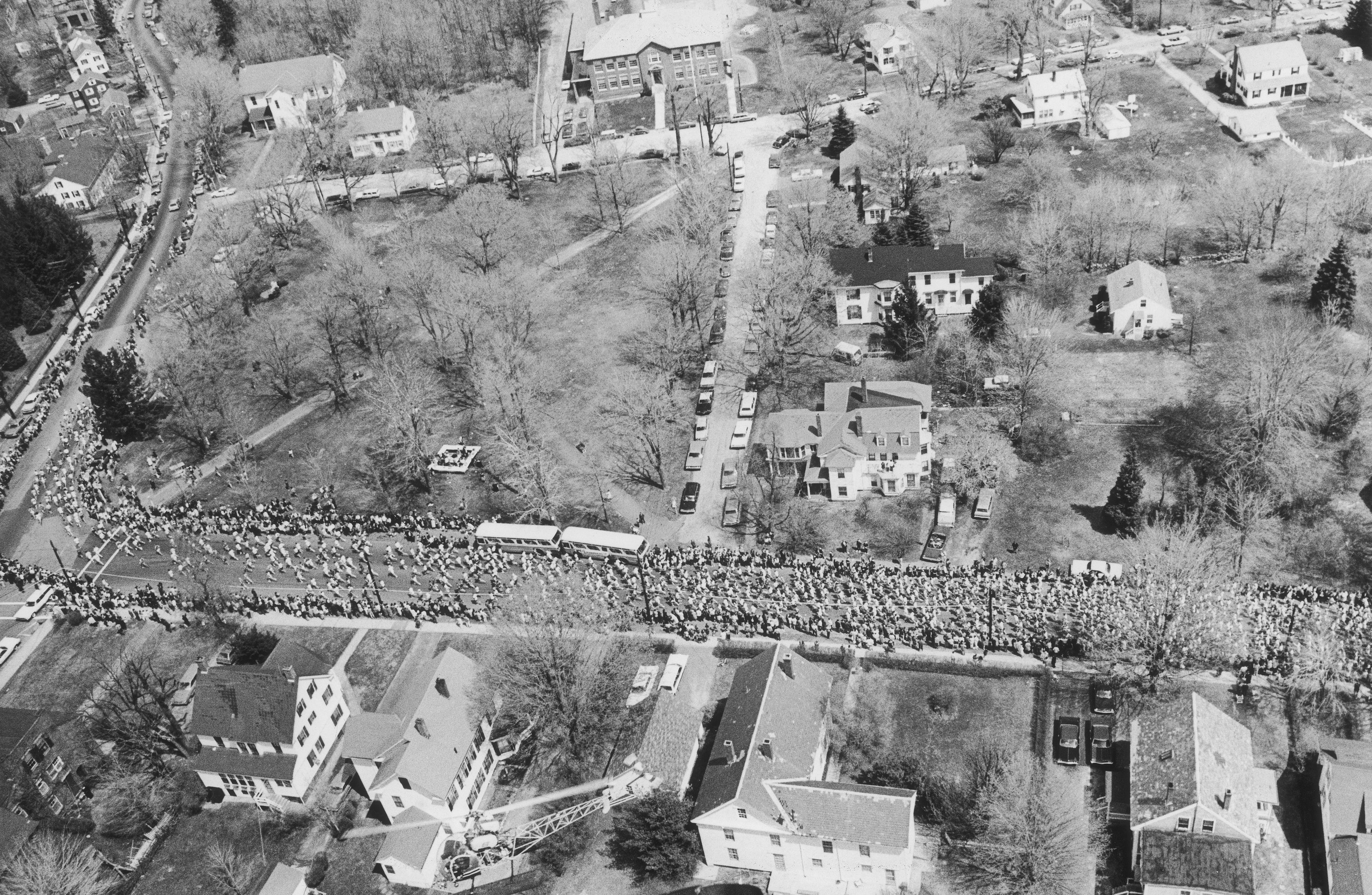 1968 Boston Marathon