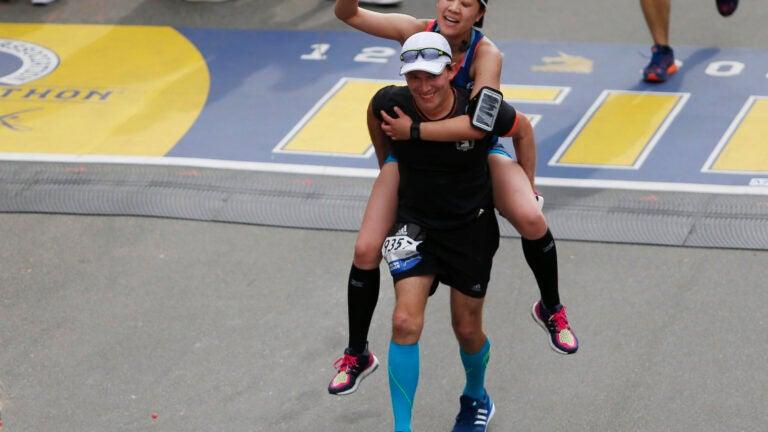 The 2017 Boston Marathon
