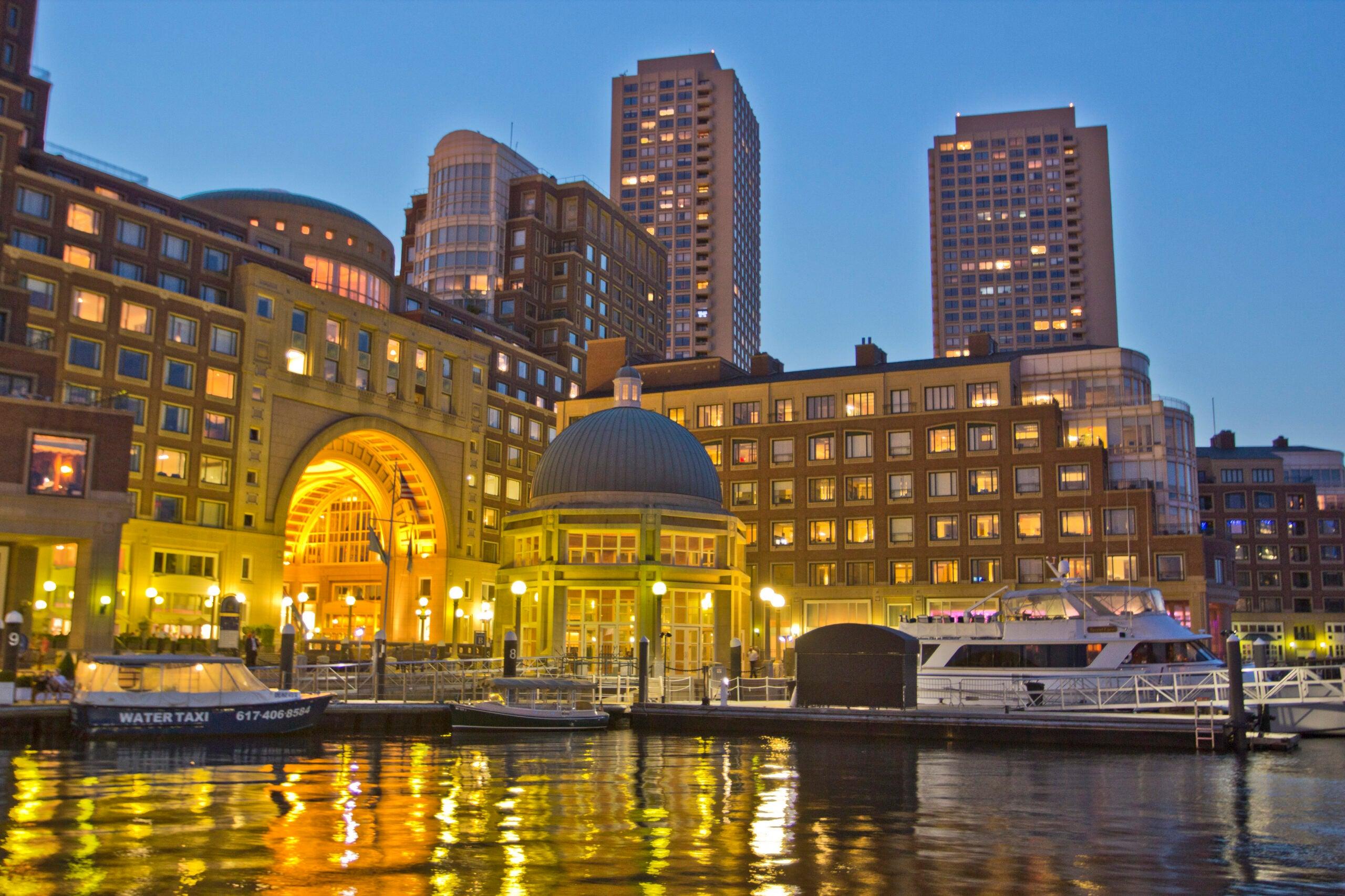 The Boston Harbor Hotel