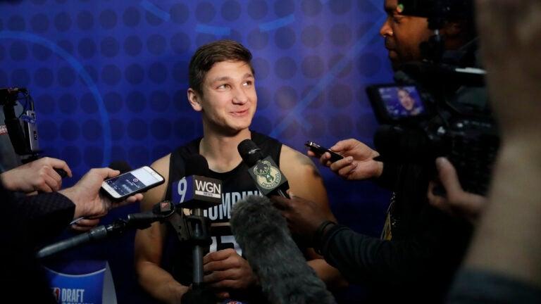 Grayson Allen Duke NBA Draft