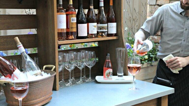 Rose Bar at Harvest