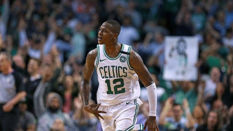Celtics Terry Rozier