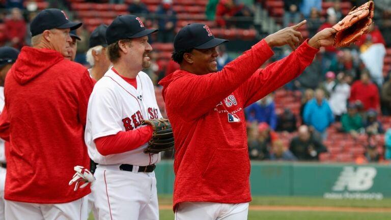 Pedro Martinez Red Sox