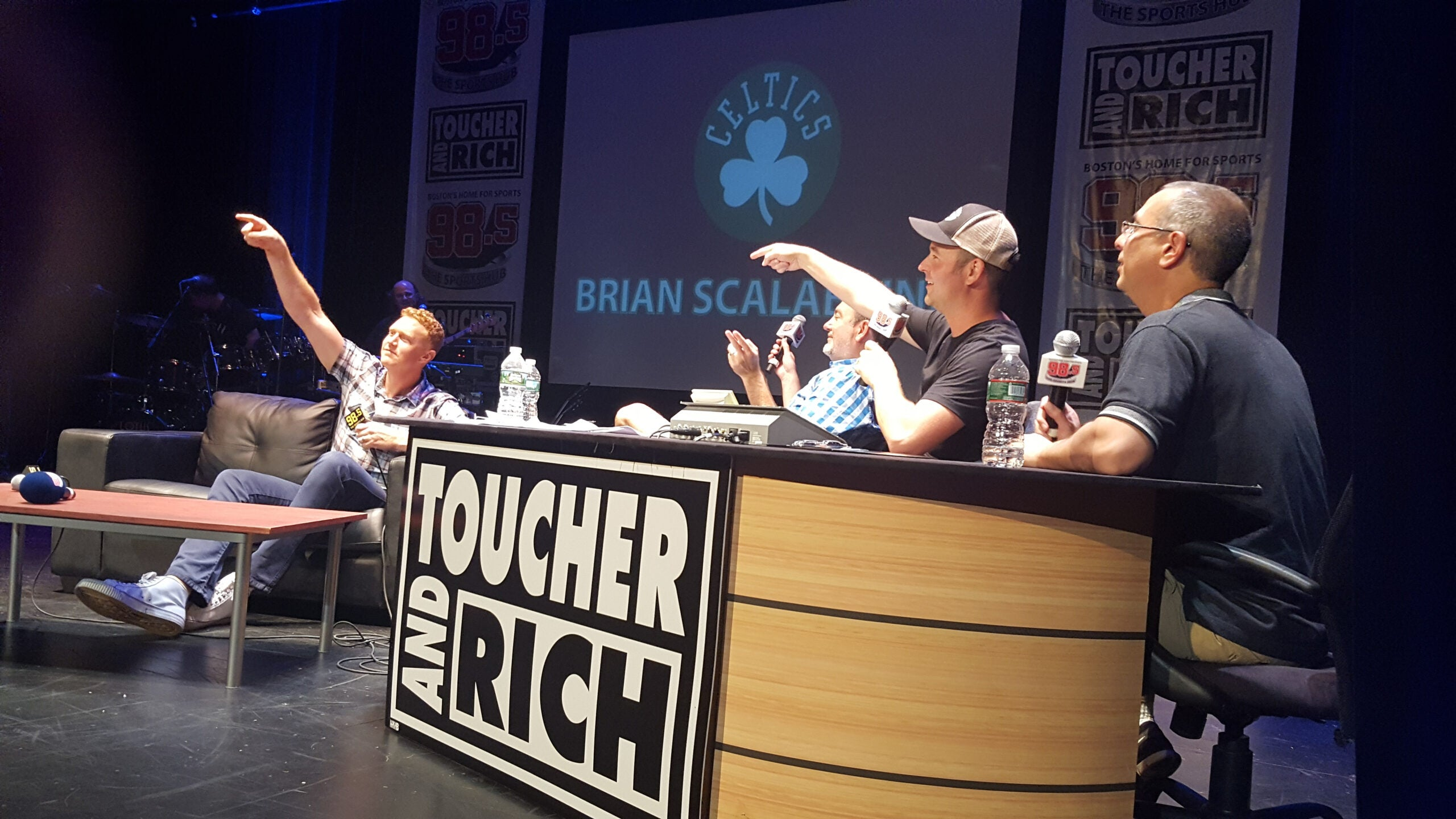 Toucher and Rich