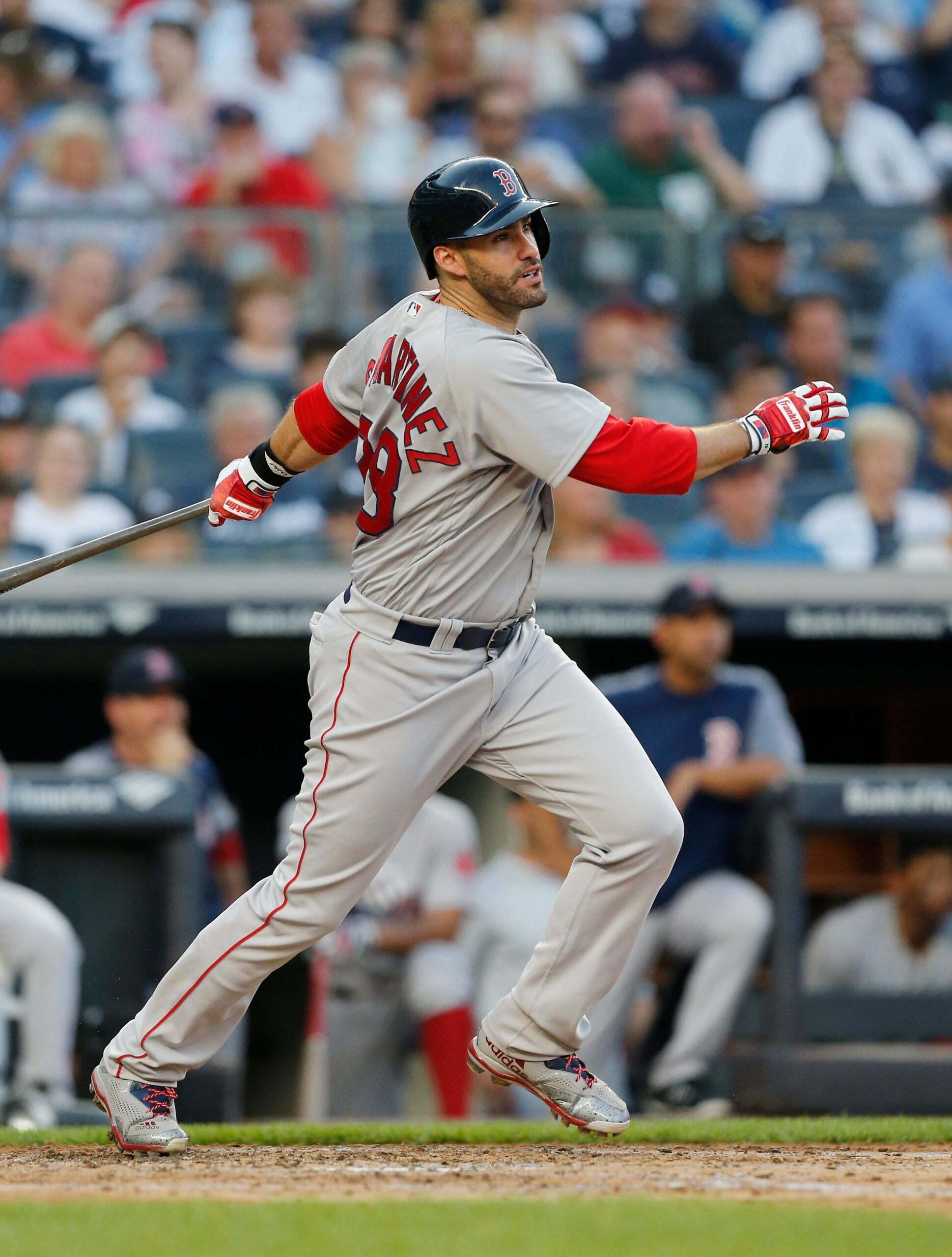 Boston Red Sox J.D. Martinez