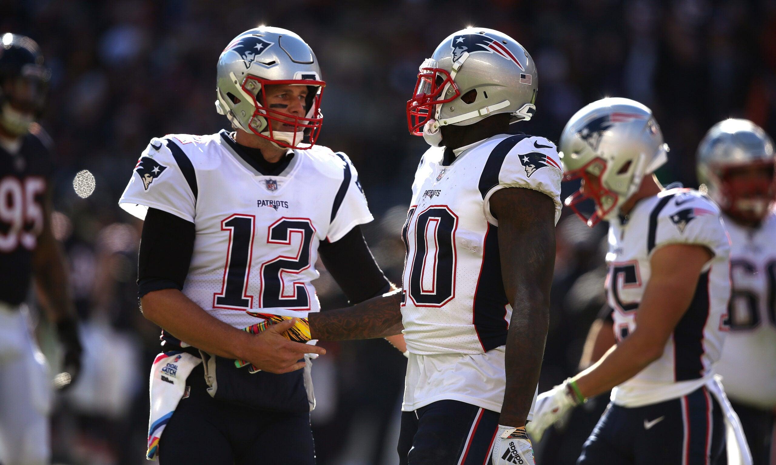 Tom Brady and Josh Gordon
