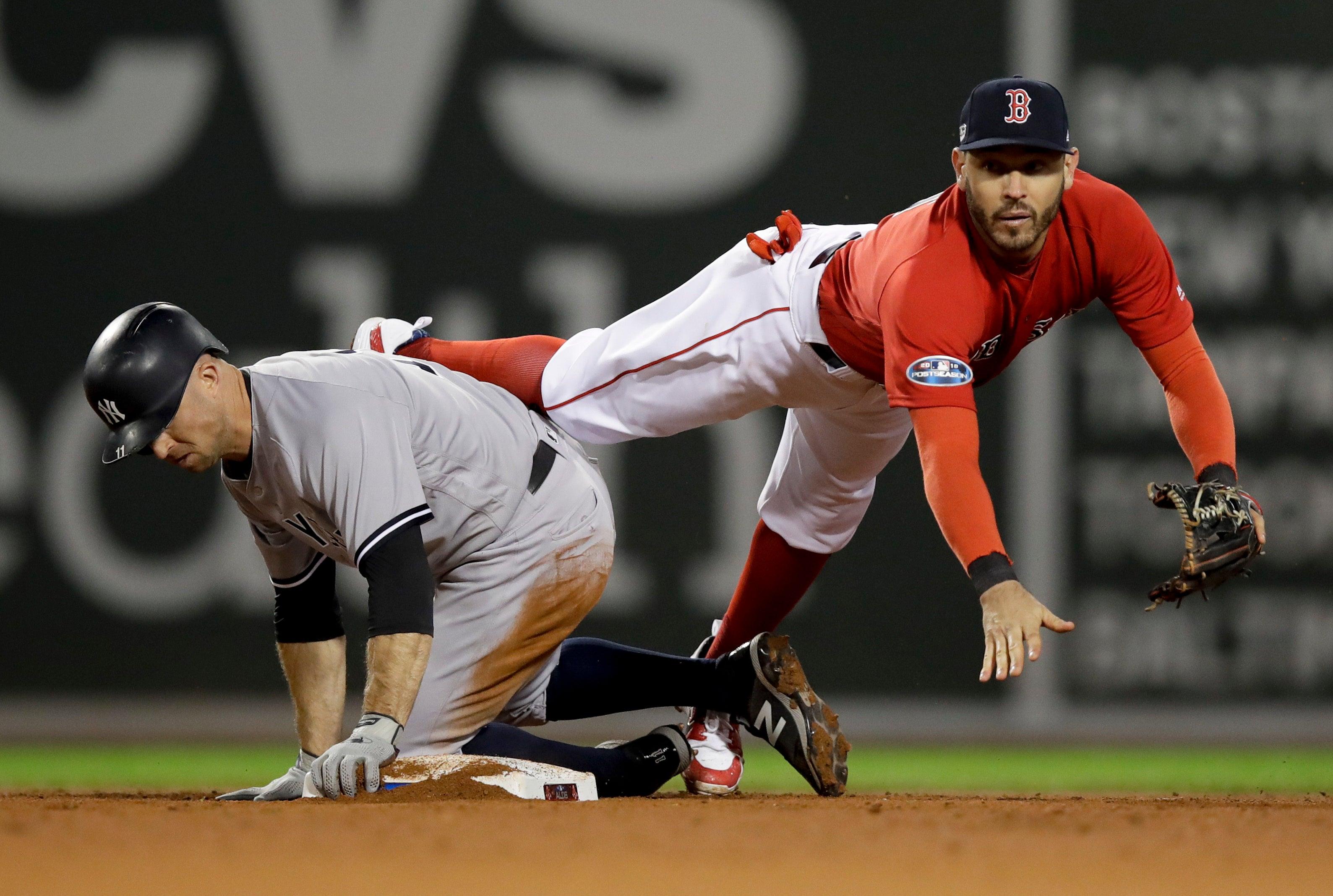 Red Sox Yankees Game 1.
