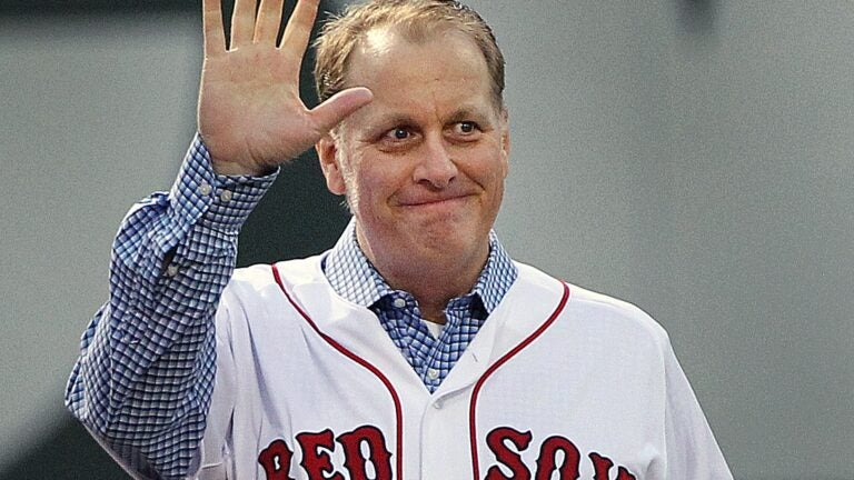 Curt Schilling Red Sox