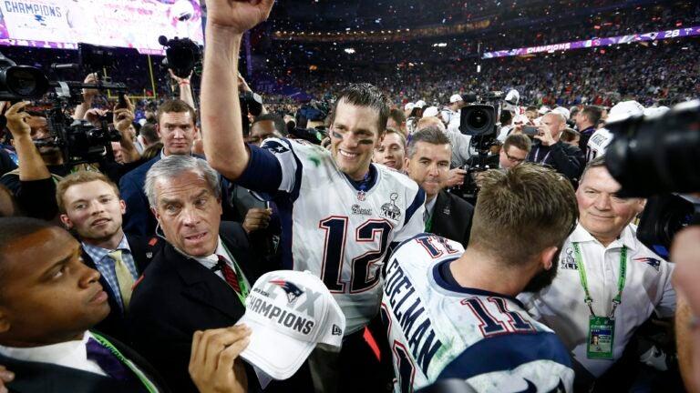 Tom Brady Super Bowl XLIX