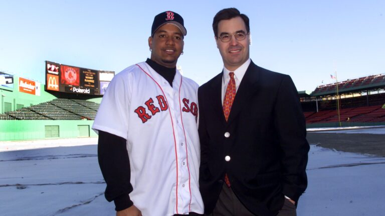 Manny Ramirez Dan Duquette Red Sox