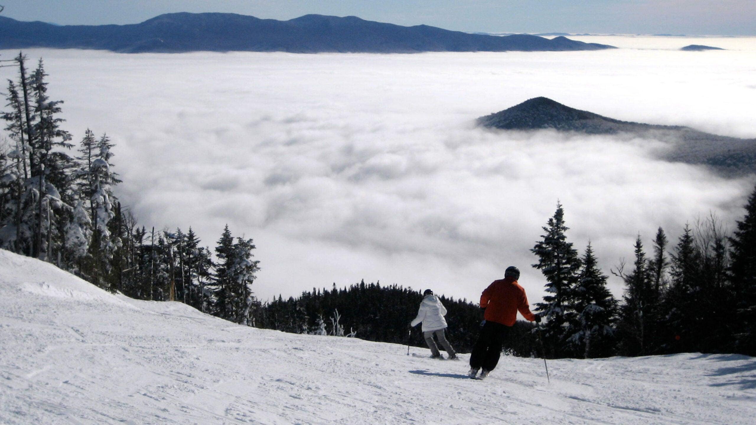 Ski bracket Stowe