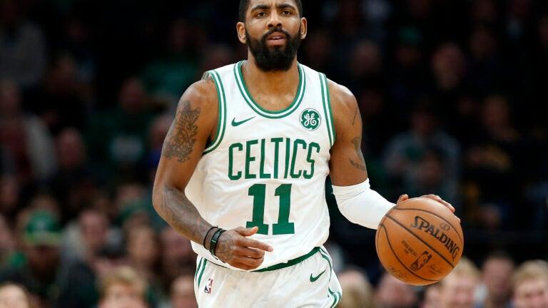 Kyrie Irving NBA Boston Celtics