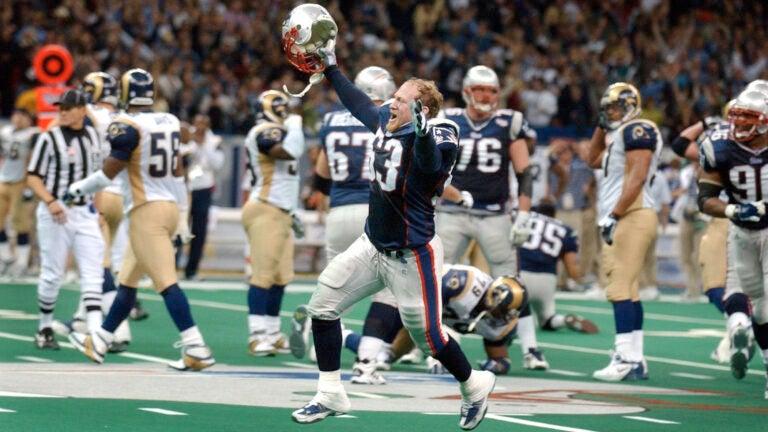 Patriots Rams Super Bowl walkthrough