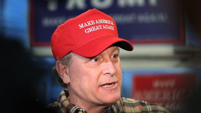 Curt Schilling Donald Trump