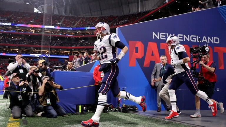 Patriots Crowd Noise Super Bowl LIII