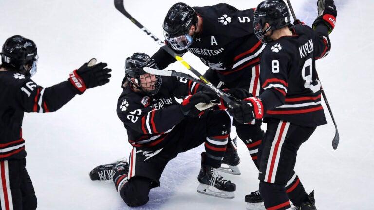 Northeastern Beanpot 2019 College Hockey