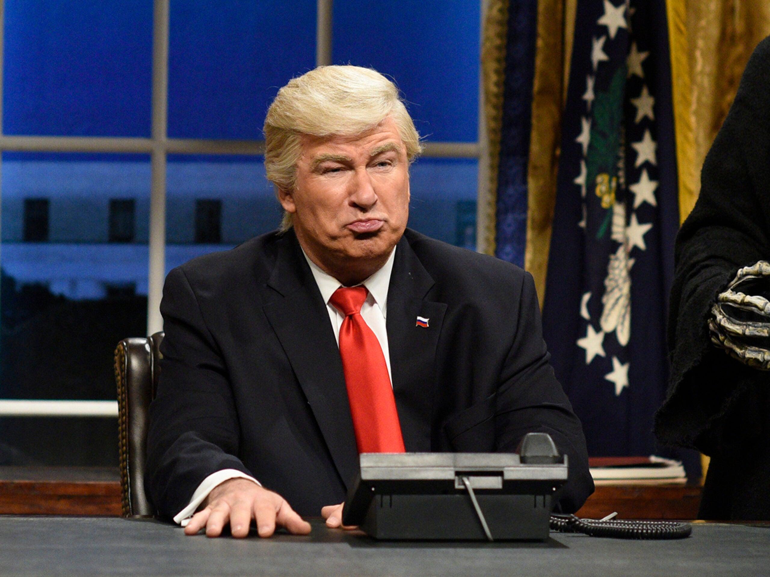 Alec Baldwin Donald Trump SNL