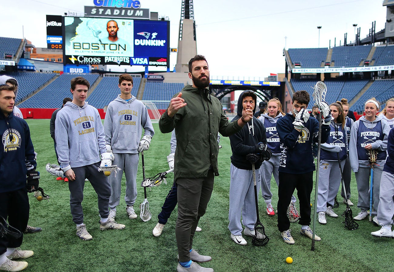 Premier Lacrosse League Gillette Stadium