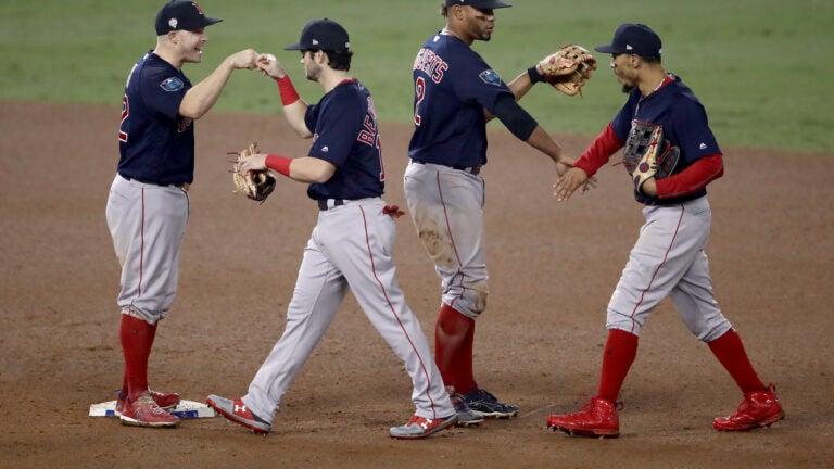 Red Sox World Series MLB