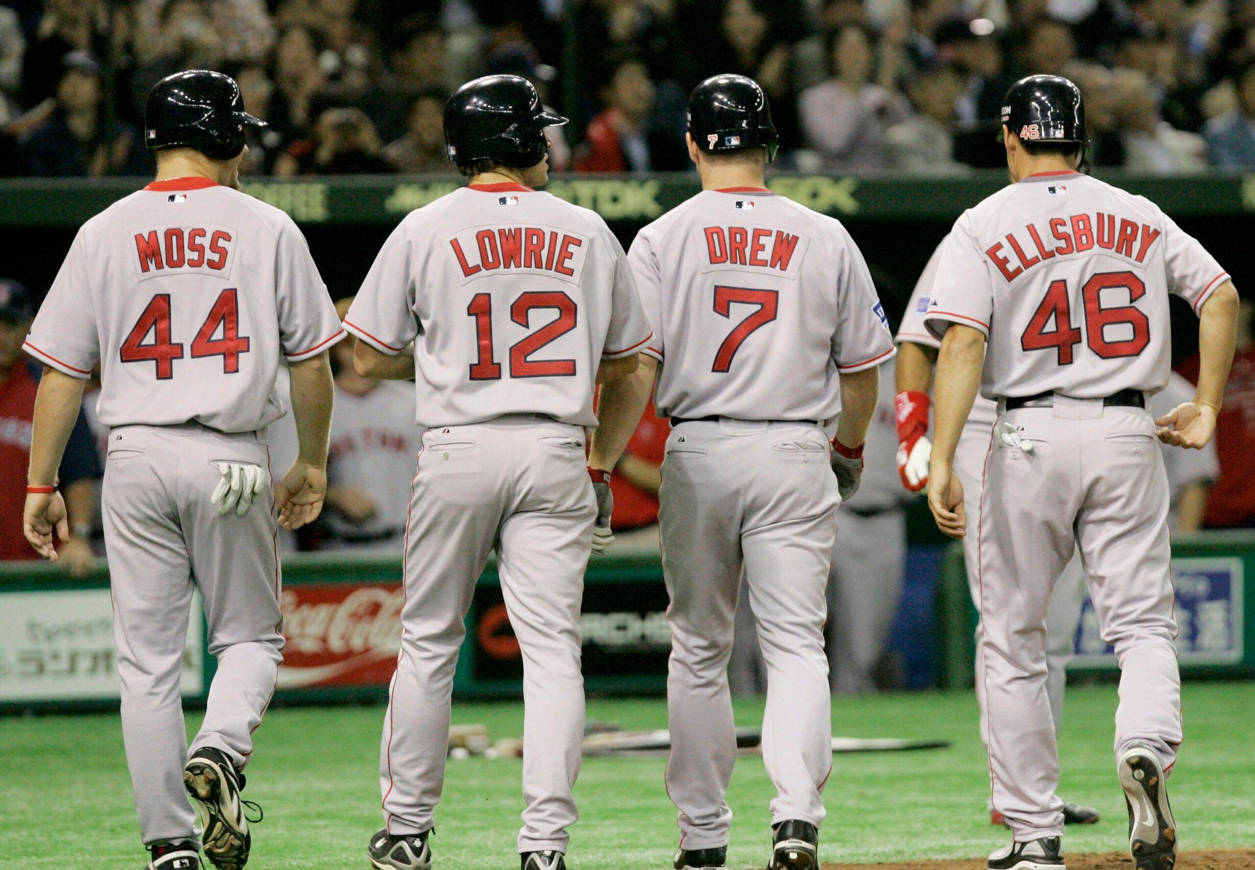 Brandon Moss Red Sox