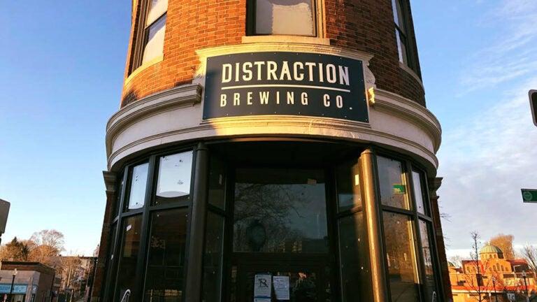 Distraction Brewing will open in Roslindale