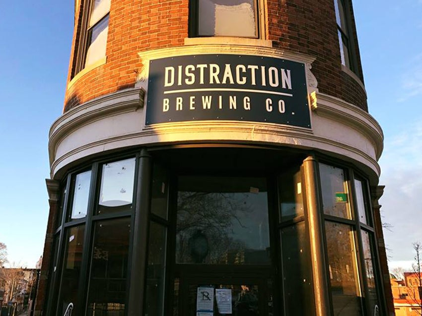 Distraction Brewing