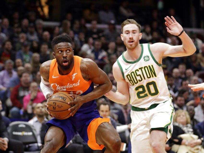 Gordon Hayward, Celtics, Cavaliers