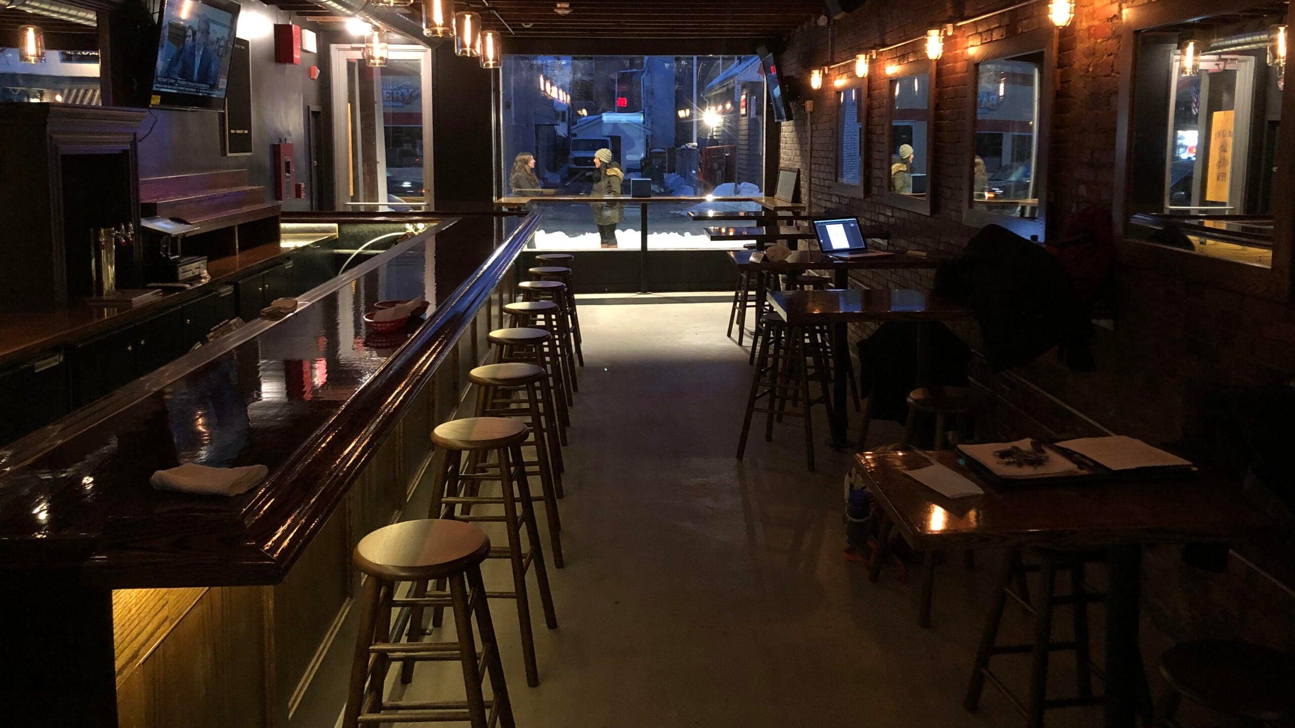The Quiet Few in East Boston