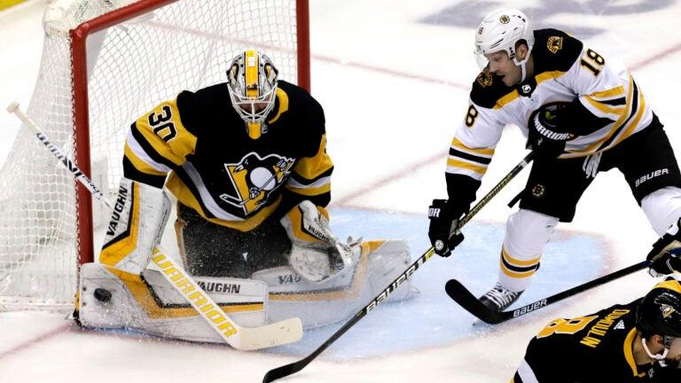 Bruins Penguins NHL Hockey